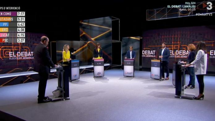 Debate electoral - EUROPA PRESS