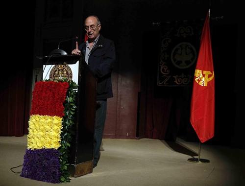 Fallece el exlíder del Partido Comunista de España (PCE), Francisco Frutos, a los 80 años