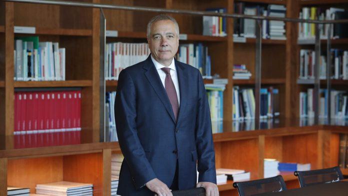 Pere Navarro, Delegado especial del Estado en la Zona Franca.