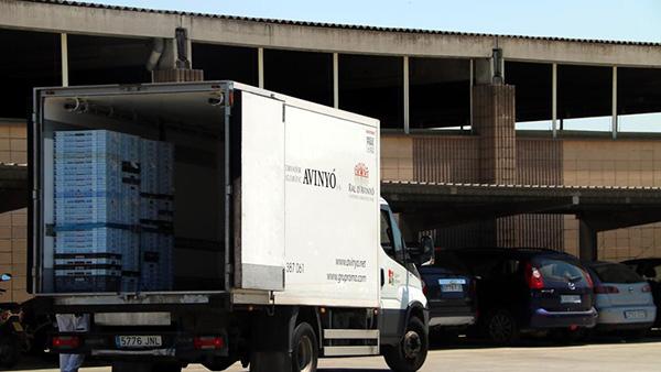 Tras el de Avinyó, un nuevo matadero catalán incumple las medidas básicas de seguridad. Foto. Estefania Escolà (ACN).
