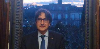 David Pérez, secretario segundo del Parlament y diputado del PSC.
