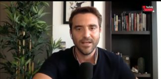 El periodista Javier Negre, promotor de Estado de Alarma TV.