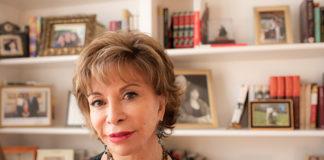 Los Premios Liber reconocen a la conocida escritora, Isabel Allende. Foto: Fira de Barcelona.