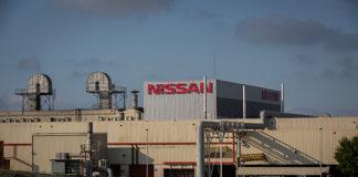Vista exterior de la planta de Zona Franca de Nissan en Barcelona. Foto: Europa Press.