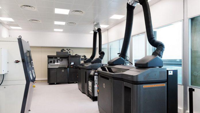 Vista de la 3DFactory Incubator. Foto: el Consorci.