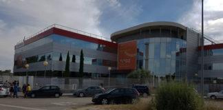 Vista de las oficinas de Línea Directa en Madrid.
