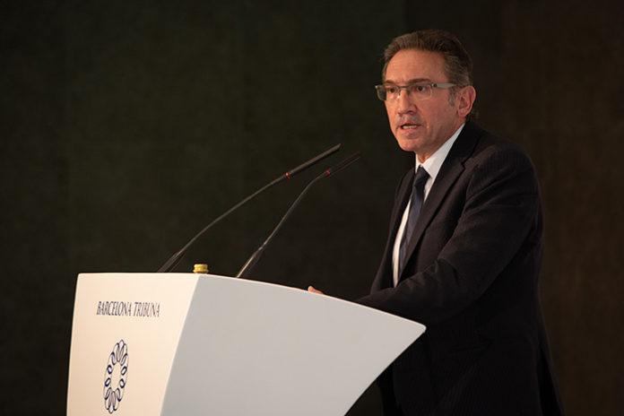 Jaume Giró, nuevo Conseller de Economia del Govern Aragonès. Foto: Europa Press..