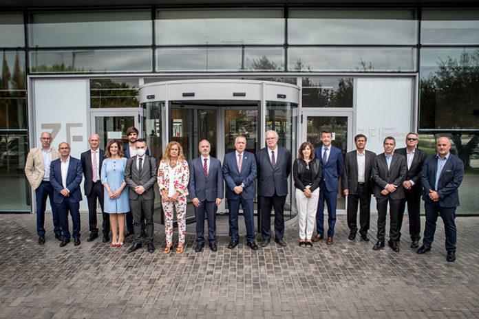 El encuentro, organizado por el ), el Ministerio de Industria, Comercio y Turismo ha tenido lugar en el Consorci. Foto: el Consorci.