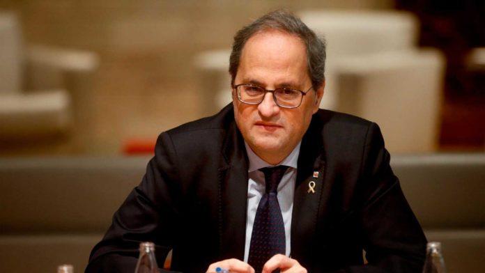 Quim Torra, expresidente de la Generalitat de Catalunya.