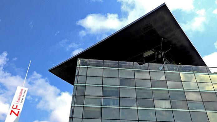 Vista de la sede del Consorci.en la Zona Franca. Foto: el Consorci.