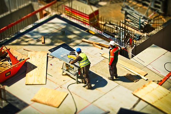 La siniestralidad laboral ha aumentado durante el primer semestre del año. Foto: Pexels.