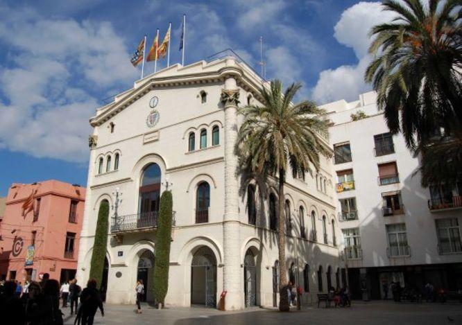 Imagen del ayuntamiento de Badalona. Foto: ayuntamiento de Badalona.