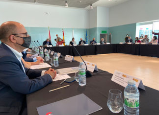 Imagen de la presentación del PERTE, fruto de alianzas público privadas. Foto: el Consorci.