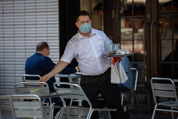 El INE echa por tierra las expectativas de una recuperación económica en breve. Foto: Europa Press.
