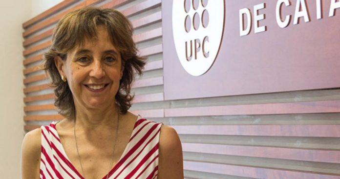 Nuria Pla, vicerrectora de Calidad y Política Lingüística de la Universidad Politécnica de Cataluña.